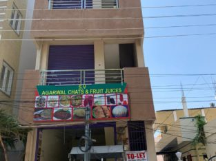 1st Floor Commercial Space For Rent at South Mada Veedhi, Tirupati