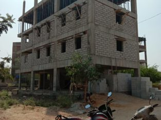 G +4 Commercial Building For Rent at Bank Colony, Thiruchanoor, Tirupati