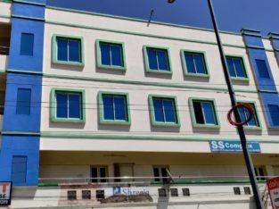 G +3 Commercial Building For Rent at Main Road, Srikrishna Nagar, Tirupati