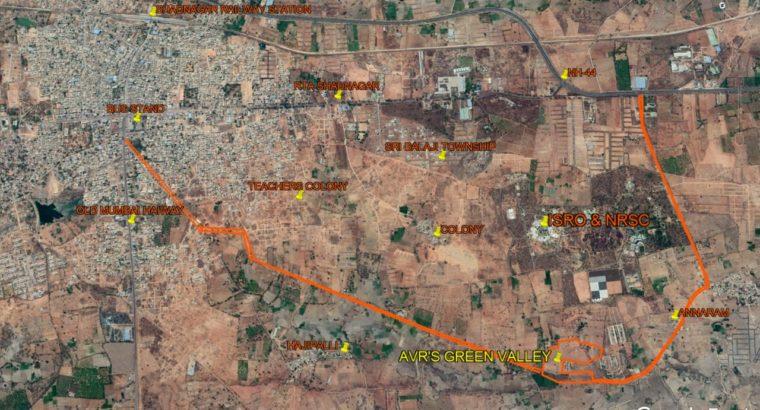 Dhruva project's