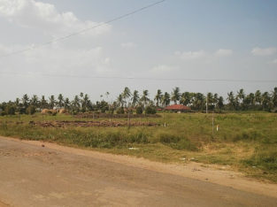 2 Acres 20 Cents Open Land For Sale Beside Friends Food Court, NH-16, Bhogapuram, Vizianagaram.