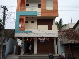 G +3 Commercial Building For Rent at Main Road Thimmapuram.