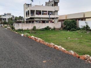 Site For Sale at Kamanagaruvu Road, Medha Gardens, Amalapuram