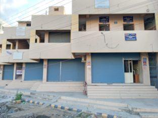 G +1 Commercial Building For Rent at R.C Road, Dhanalaxmi Nagar,Tirupati.