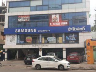 Commercial Space For Rent at Moghalraj Puram, Vijayawada