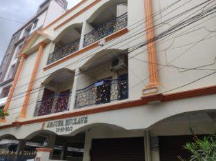 3BHK + 2BHK Flats For Rent at Kasturibaipet Moghalraj Puram, Vijayawada.