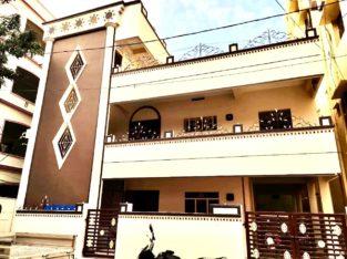 3BHK House For Rent at Main Road Bhaninagar Tirupati