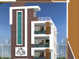3BHK Flats For Sale at APSP Quarters, NH-25, Vizianagaram.