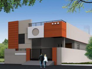 2BHK Residential Independent House For Sale at Rekurti, Karimnagar.