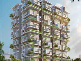 G + 18 Residential Floors + 1 Club House + 19 & 20 Duplex Floors For Sale at Rolling Hills, Gachibowli, Hyderabad