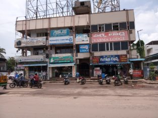 G +3 Commercial Building For Rent at Sarpavaram Junction, Kakinada.