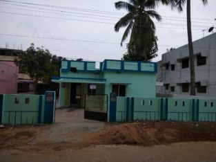 2 BHK Independent House For Rent at P.N Colony, Srikakulam