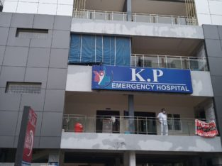 G +4 Building With Commercial Space For Rent at Prakash Nagar, Rajahmundry