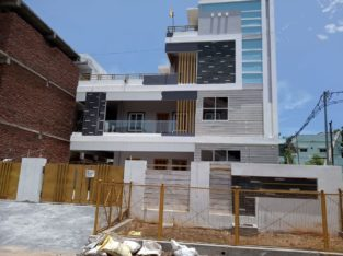 New 2BHK House For Rent at Santhosh Nagar Rd -02, Vakalapudi, Kakinada