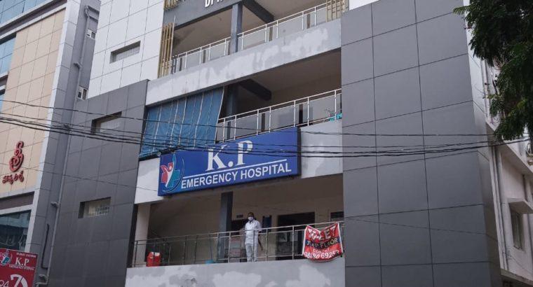 G +4 Building With Commercial Space For Rent at Prakash Nagar, Rajahmundry
