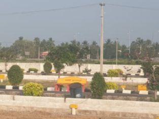 CRDA PLOTS AT BUNDAR ROAD and GOLLAPUDI