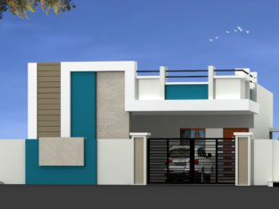 3/2 BHK Independent Vilas & Houses For Sale at Dr. Besant School, Vizianagaram Town