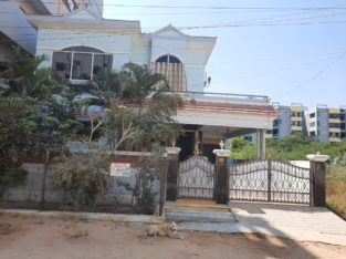 Duplex House For Rent at Laxmipuram, Tiruchanoor Road, Tirupati.