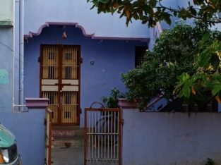 G +1 Individual House for Sale at Nellore Street, Tekkali.