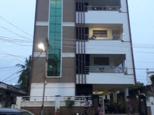 3BHK Residential Flat For Rent at Putta Streets, Nellore.