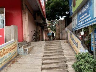 2BHK Commercial House For Rent at Sitarampuram Signals, Eluru Road, Vijayawada