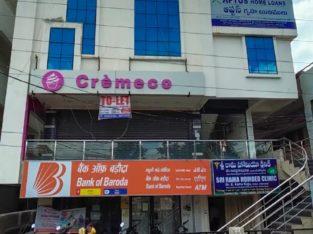 Commercial Space, Shop & Residential Flat for Rent at Sriramnagar Colony, Vizianagaram