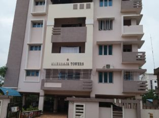 3BHK Flat For Rent at Rajeswari Nagar, Kakinada