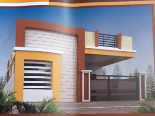 2 BHK Individual Houses For Sale Near to Railway Station, Anakapalli.