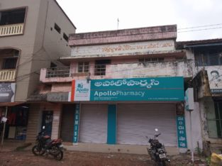 Commercial Space For Rent at Main Road, Samalkot