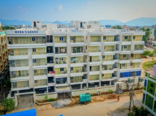 3BHK + 2BHK Flats For Sale at Royal Nagar Tirupati.