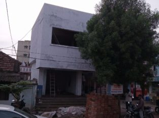 G +1 Commercial Building for Rent / Lease at Main Road, Samalkot
