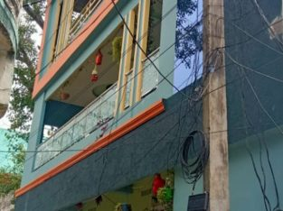 G +2 Residential Building For Sale at Railway Station Road, Rajahmundry