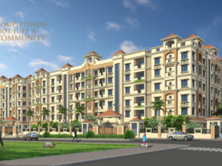 3BHK + 2BHK Flats For Sale in Gated Community at Ibrahimpatnam, Krishna District