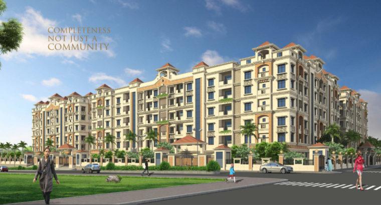 3BHK + 2BHK Flats For Sale in Gated Community at Ibrahimpatnam, Krishna District