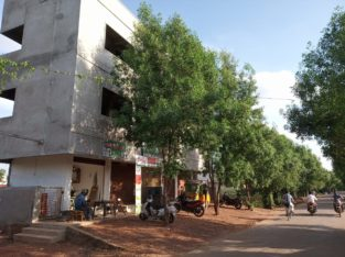 G +2 Commercial Building + Site For Sale at Valasapakala, Kakinada.
