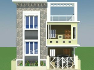 G +1 Individual House for Sale at Revenue Colony, Bhadrachalam