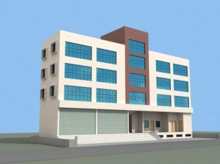 5 Commercial Shops For Rent at Eluru Road, Seetharampuram.