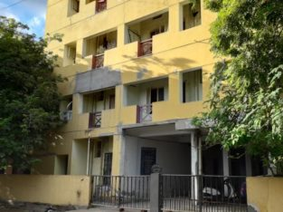 2BHK Flat For Sale at Santhinagar, Kakinada