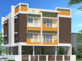 G +3 Commercial Building For Sale at Arundalpeta, Guntur