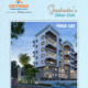 2,3 & 4 BHK Flats For Sale in Gated Community Hyderabad-Uppal, Boduppal Hemanagar.