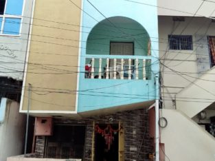 Duplex House For Sale at Temple Street, Srikakulam