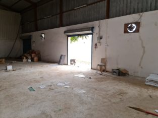 Commercial Go-Down For Lease Or Rent at Weavers Colony, Main Road, Nellore