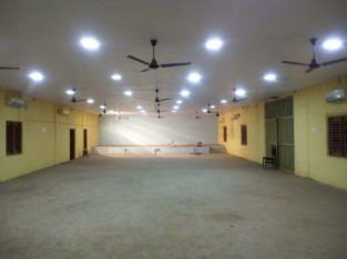 Roof Building + Site For Lease Opp Vasundara Nagar, Parvathipuram.