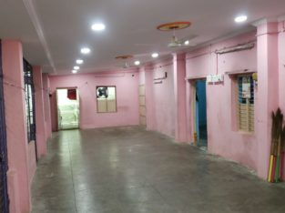 Go-Down / Office Space For Lease Or Rent at Maruthinagar, Eluru Road, Vijayawada.