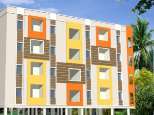 2BHK Residential Flats For Sale at Nidamanuru, Vijayawada.