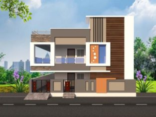 Duplex, Individual Houses & Villas For Sale at Hukumpeta, Rajahmundry.