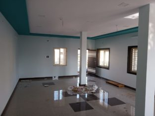 G+2 Commercial Building Space For Rent at Main Road, Indrapalem, Kakinada