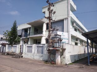 G +1 Commercial Building Space for Rent at Seven Hills Road, Pallamraju Nagar ,Kakinada.