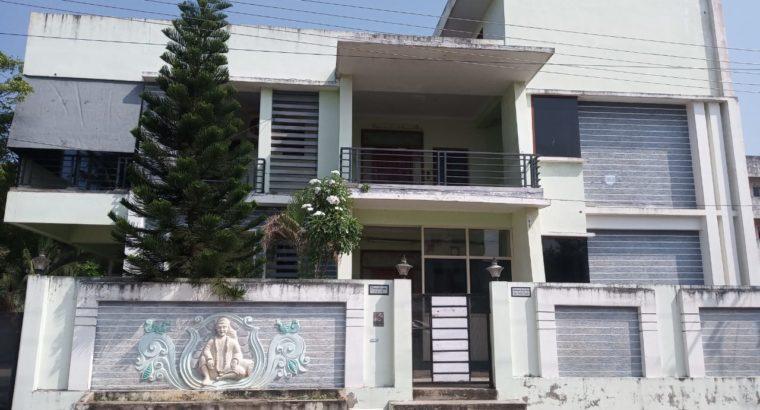 G +1 Commercial Building Space for Rent at Seven Hills Road, Pallamraju Nagar ,Kakinada.