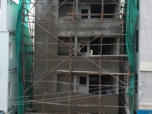 G +3 Commercial Building For Lease / Rent at J.N. Road, Rajahmundry